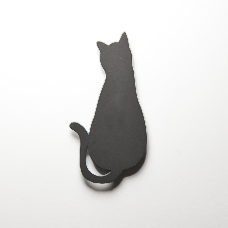 Catシリーズ「後ろ向き猫」