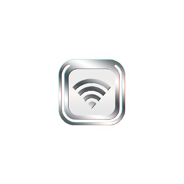 プチクリ ピクトグラムシリーズ「Wifi」